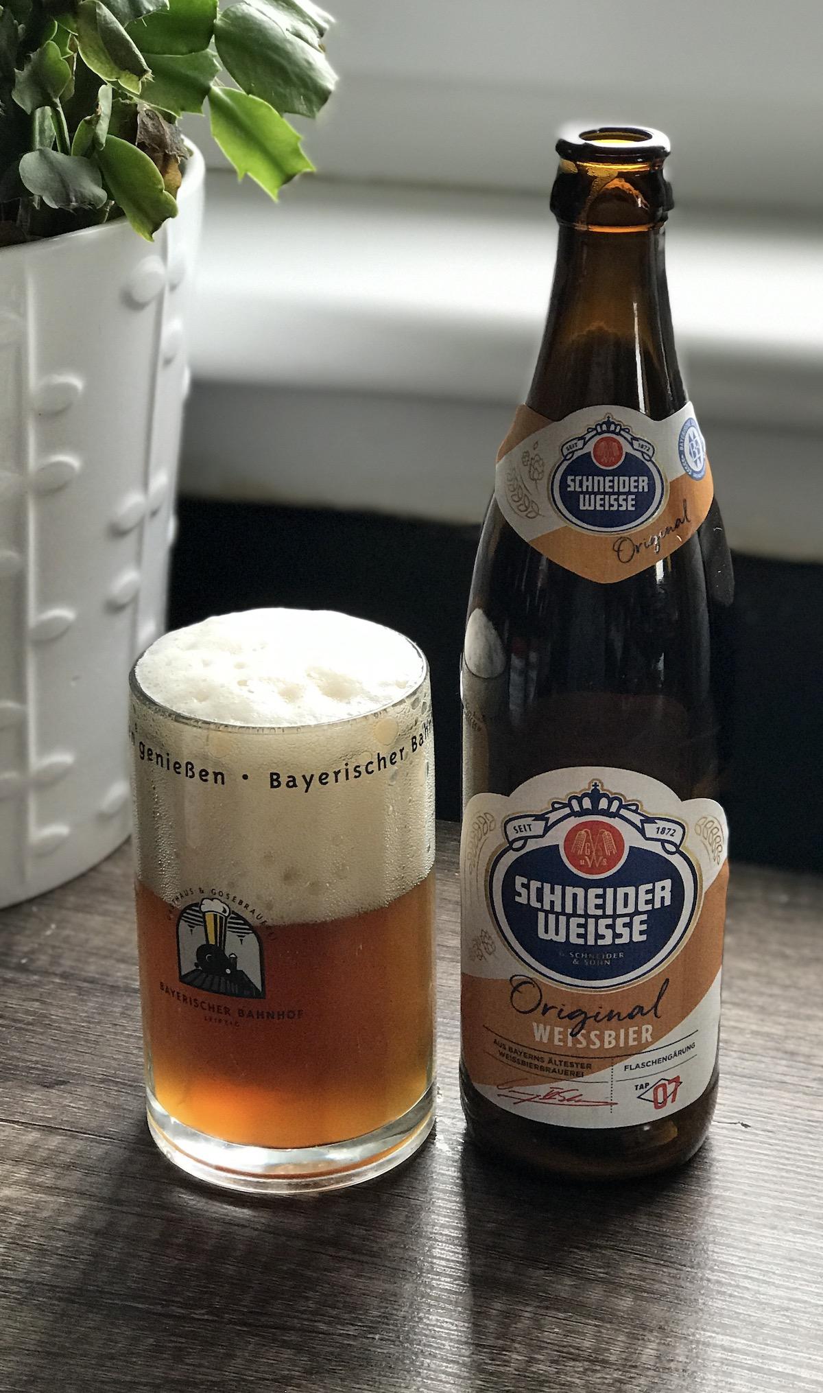 The Beer Town Schneider Weisse