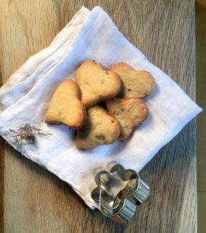 lavender biscuits