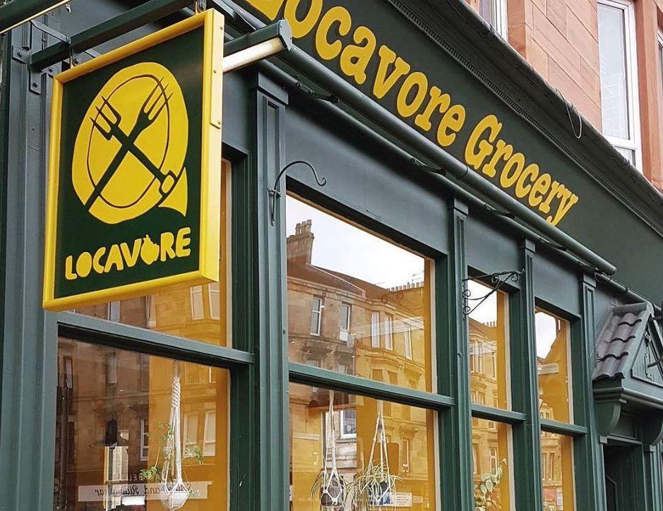 locavore Facebook shop