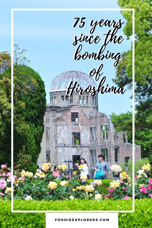Hiroshima Anniversary pinterest