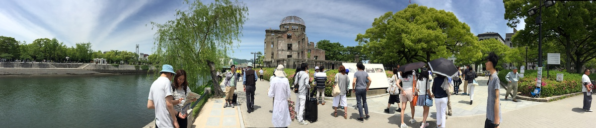 Torii gate Miyajima Hiroshima