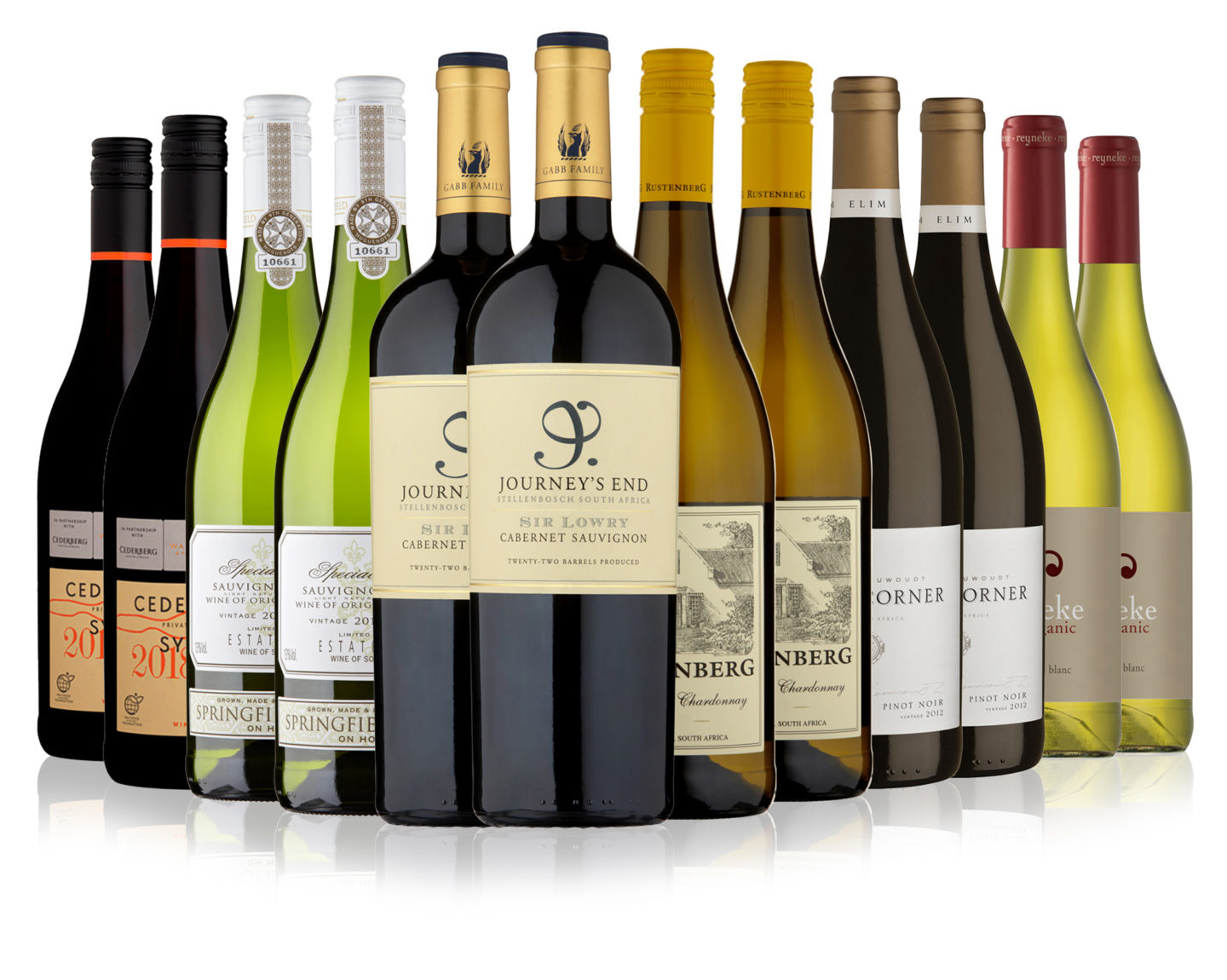Waitrose supporting South African wine