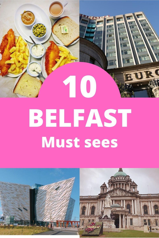 Top ten Belfast