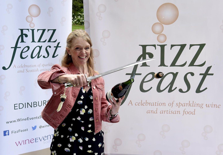 Fizz feast wine events scotland