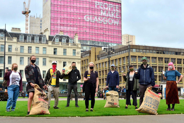 Glasgow coffee festival 2020