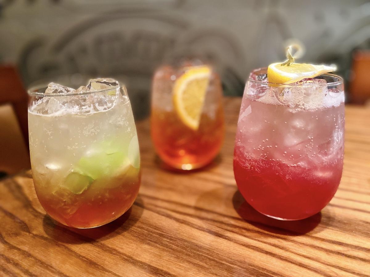 Hard Rock Cafe Festival 2020 drinks