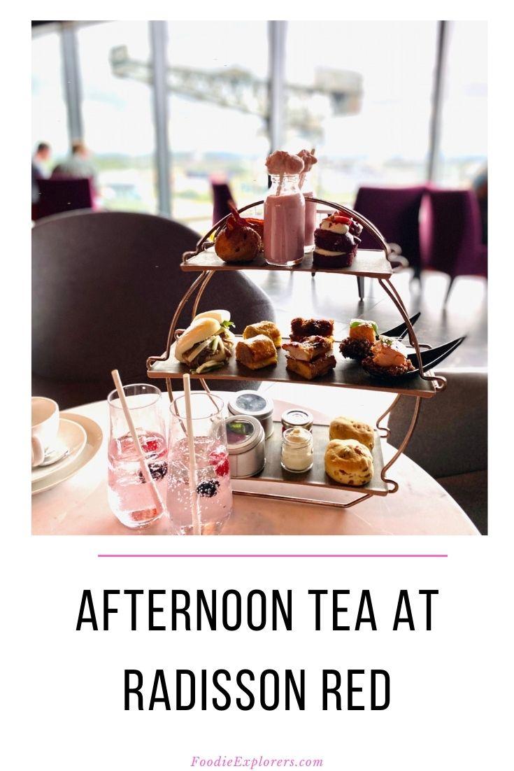 Radisson Red Afternoon Tea Pinterest