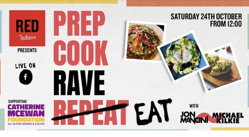 Prep cook rave eat