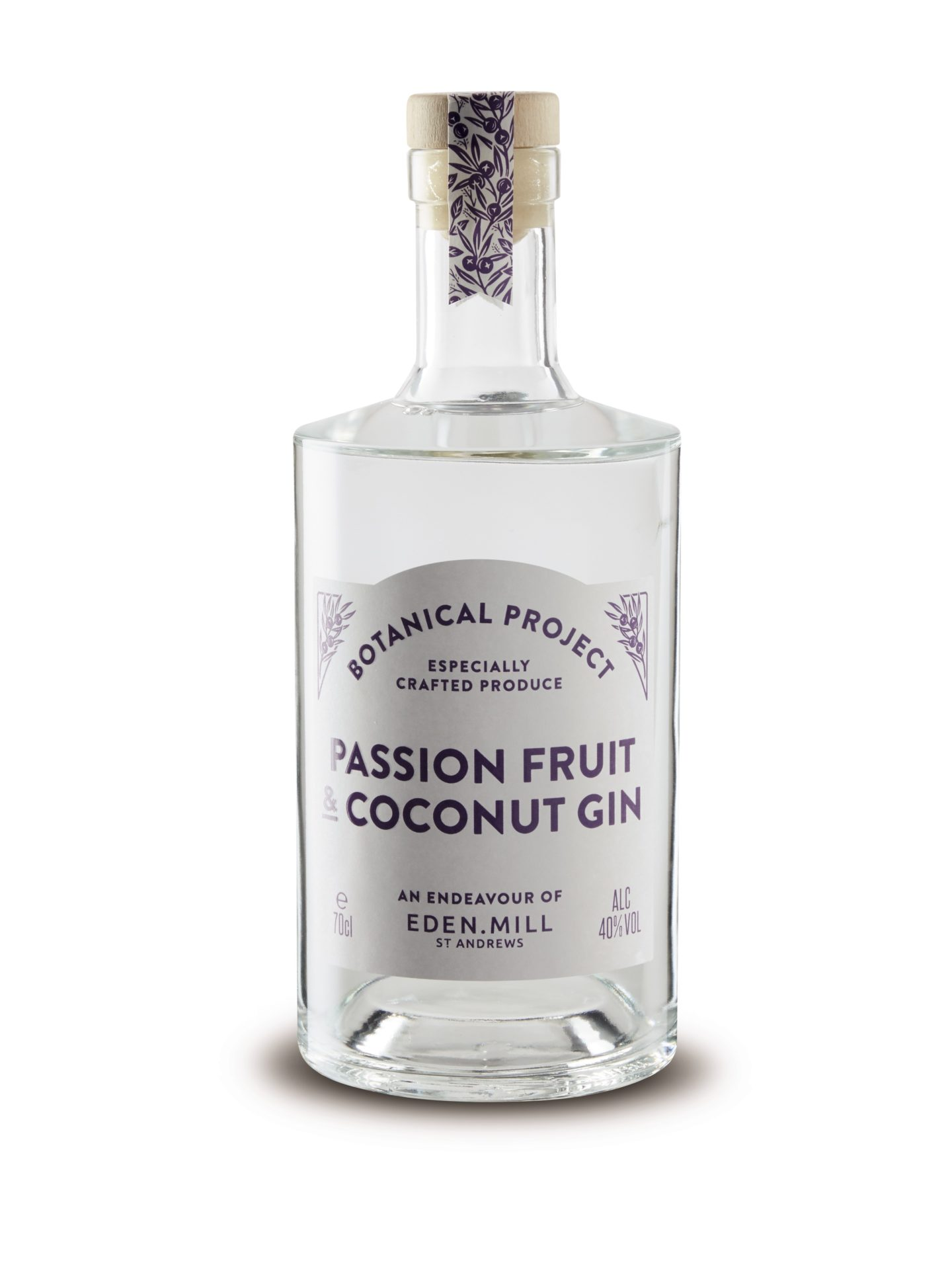 Botanical Project Passionfruit and Coconut Gin