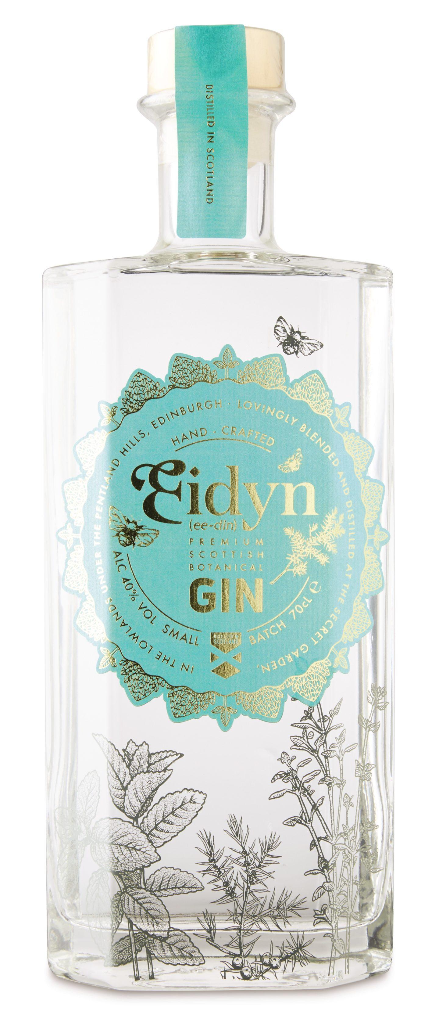 Eidyn Scottish Botanical Gin