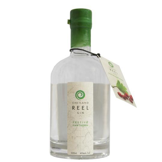 shetland reel hawthorn gin