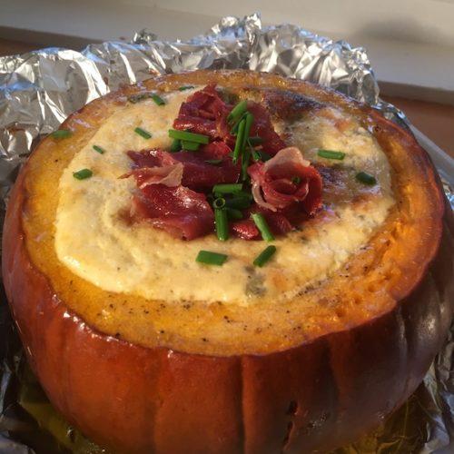 Foodie Explorers Maureen Clark Pumpkin Recipe