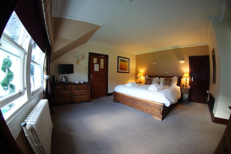 achray house bedroom