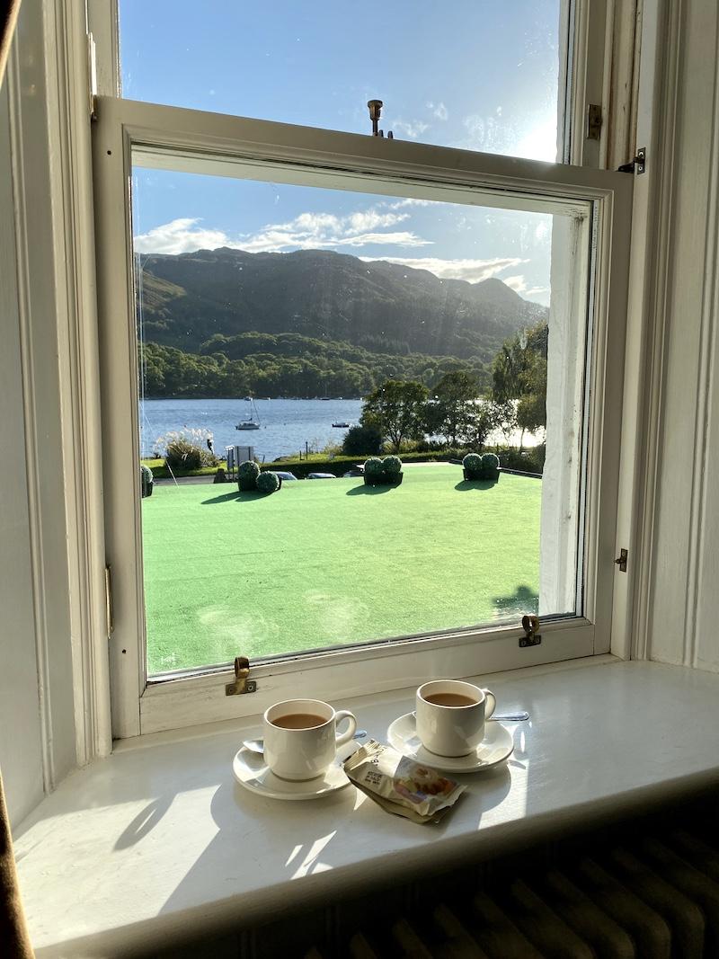 achray house tea