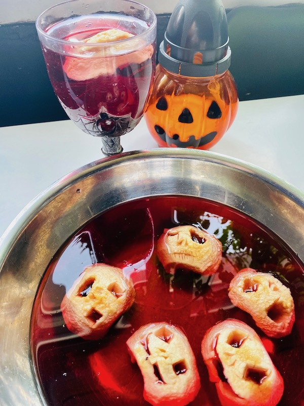 halloween shrunken heads