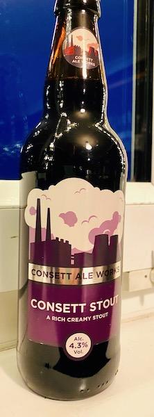 consett ale works stout
