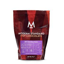 modern standard hot chocolate