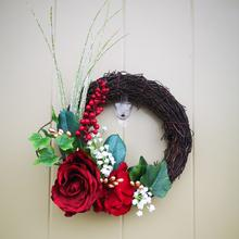robyn baby wreath