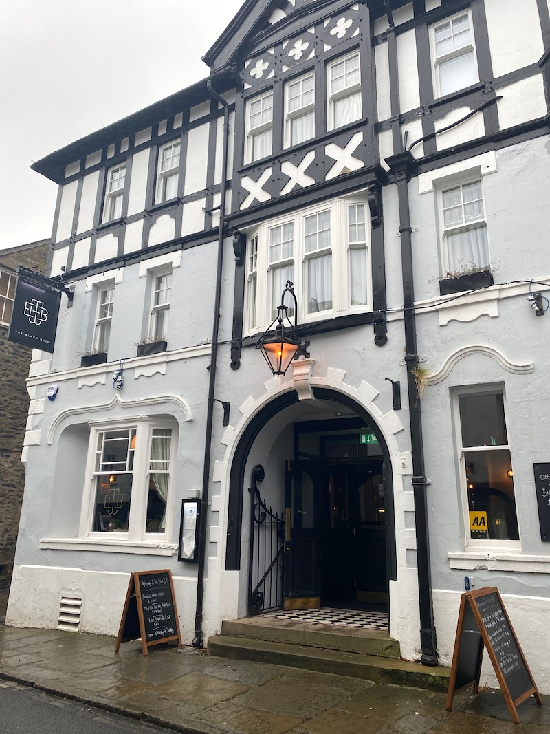 Hotel review : The Black Bull Inn, Sedbergh