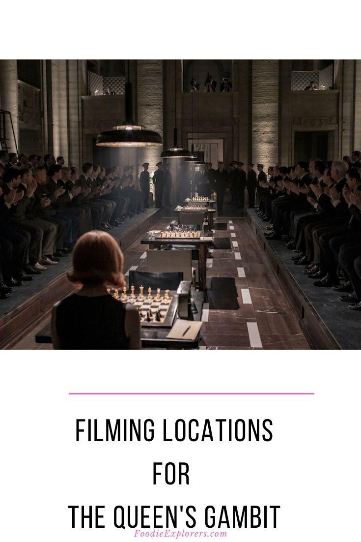the queens gambit filming locations
