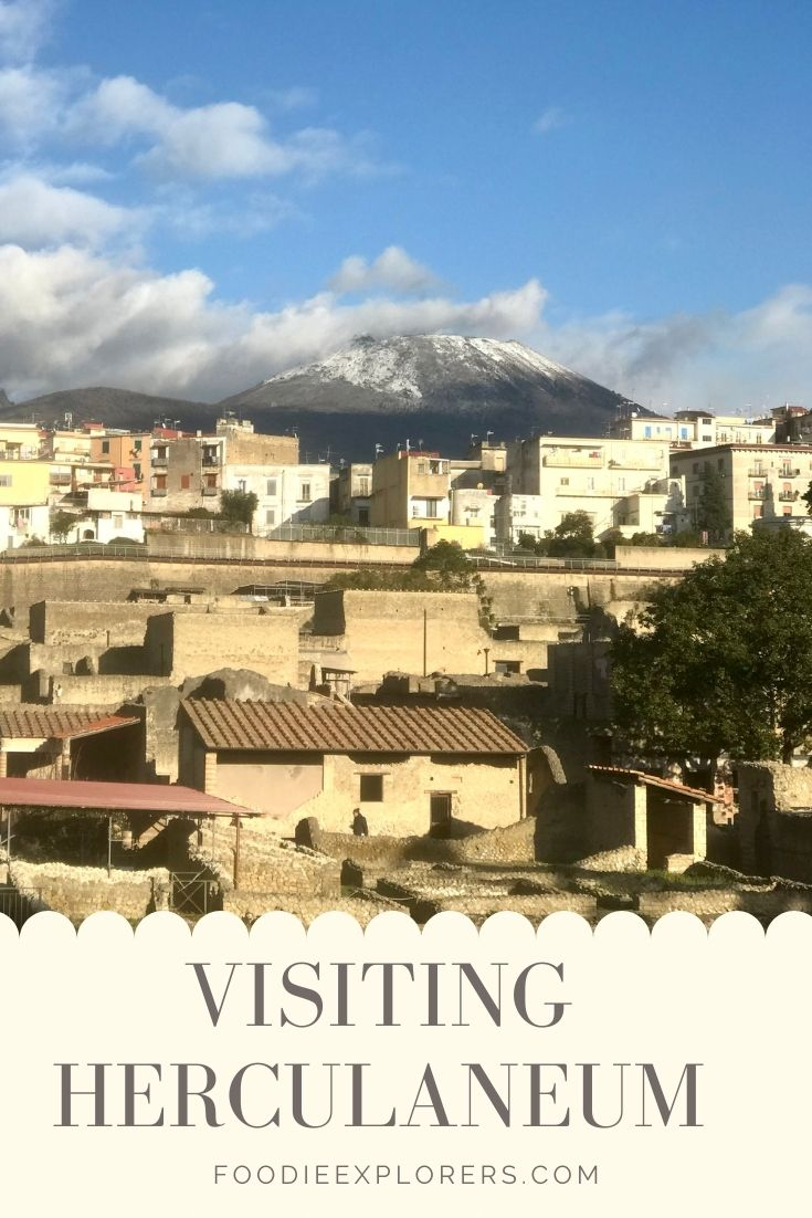 Visiting Herculaneum