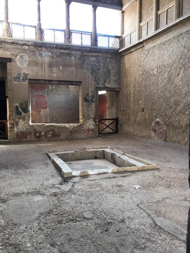 Samnite House Herculaneum