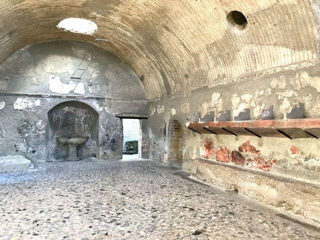 Herculaneum baths