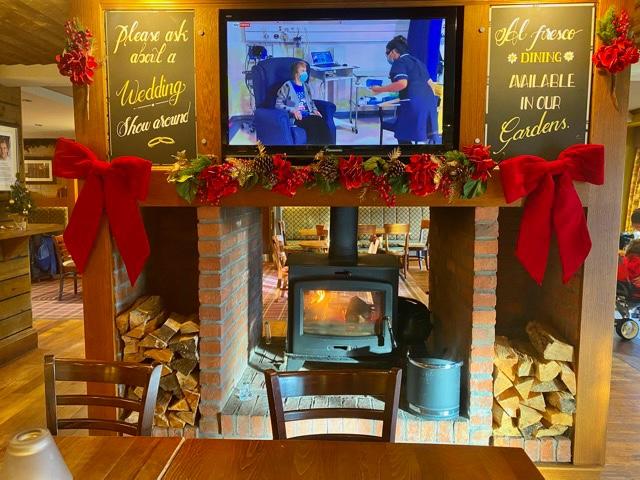 Lynnhurst hotel Christmas