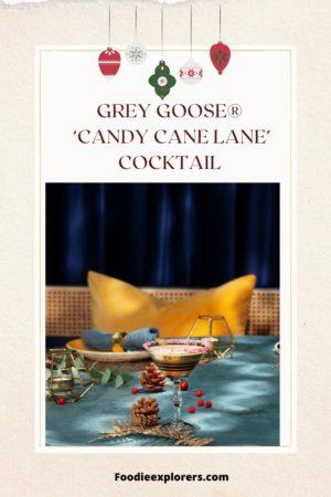 GREY GOOSE® 'Candy Cane Lane'
