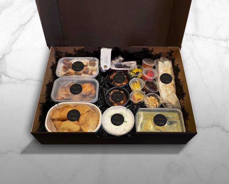 Mamasan box delivery food