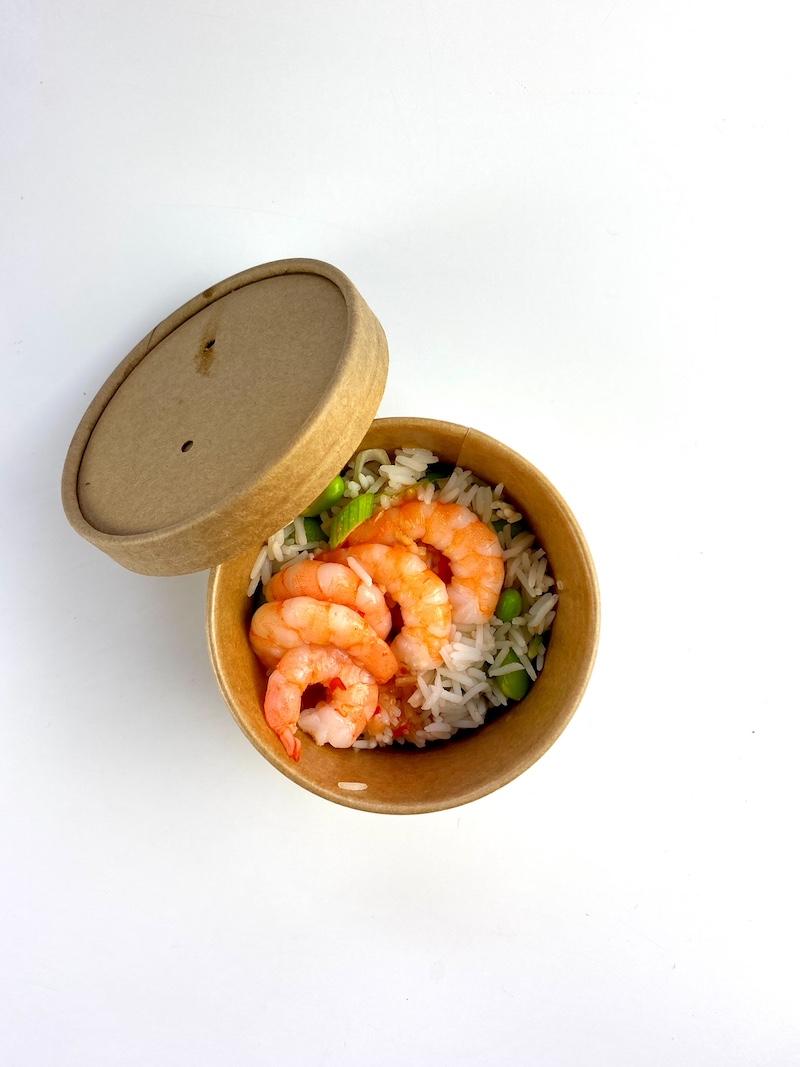 the honest chef prawns cold