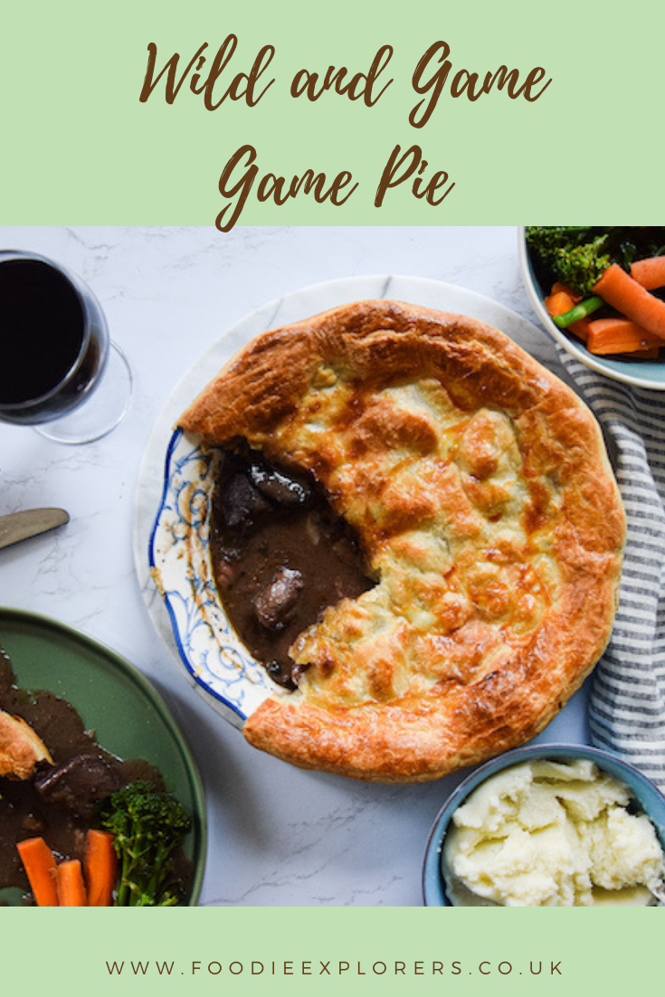 wild and game game pie recipe