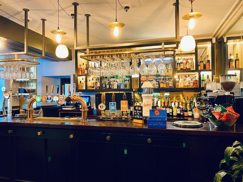 the black bull sedbergh bar