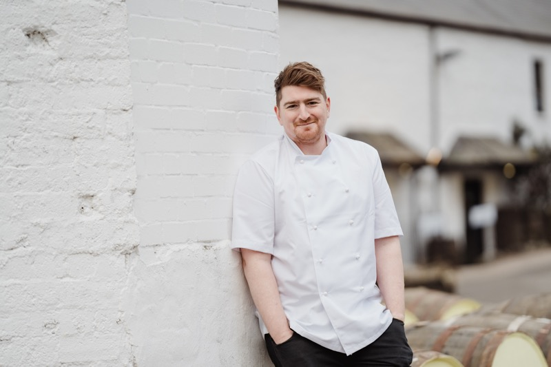 Mark Donald appointed Head Chef at The Glenturret Lalique Restaurant