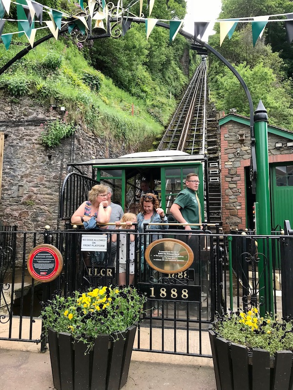 lynton and lynmouth railway