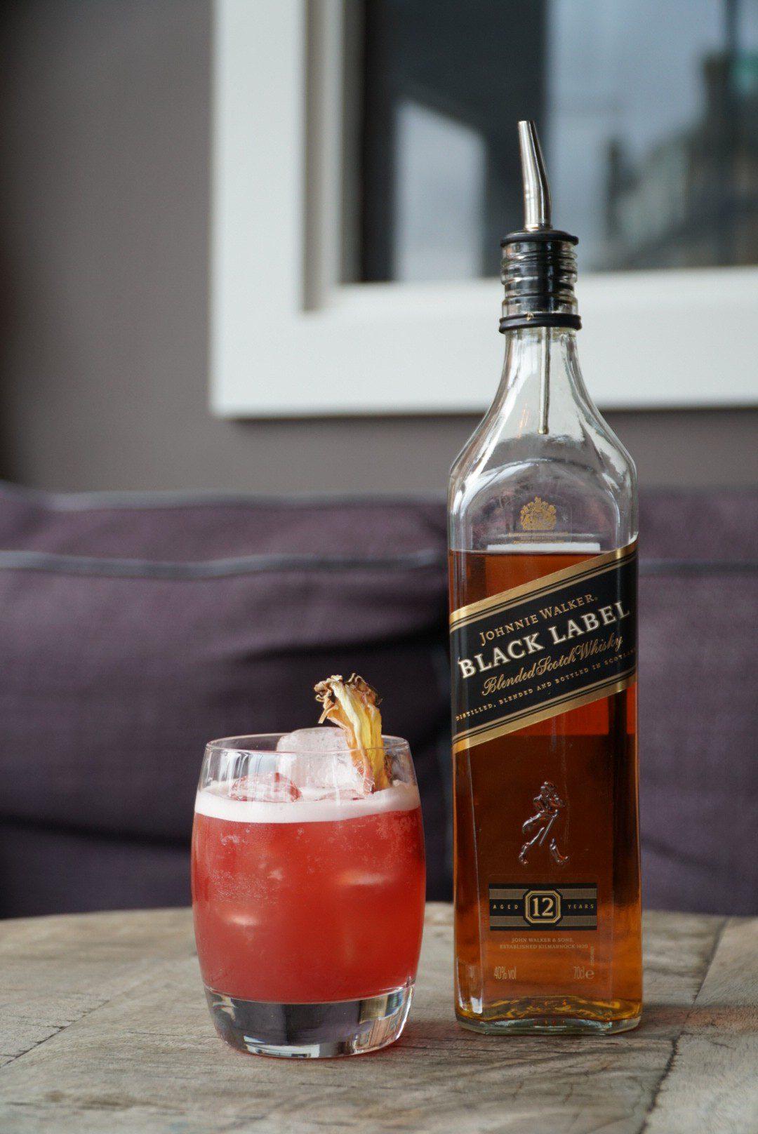 The Huxley whisky