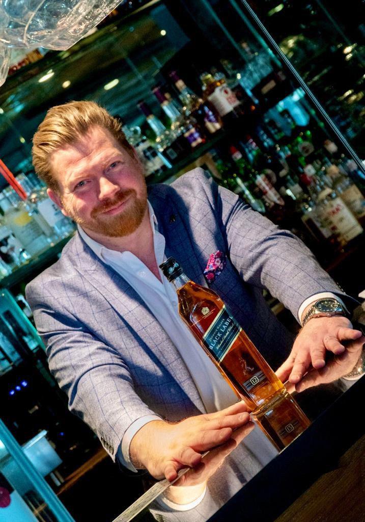 The Huxley & Johnnie Walker Celebrate World Whisky Day