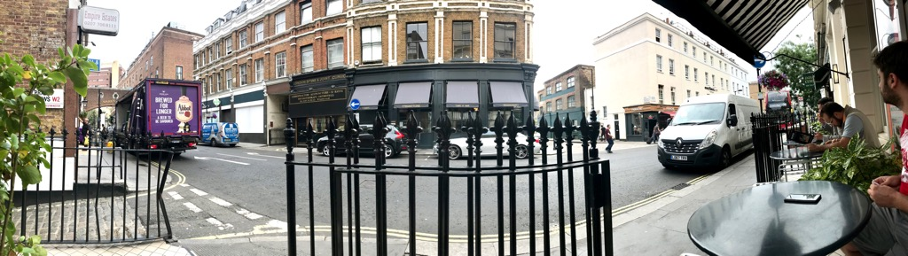 KiosKafe London