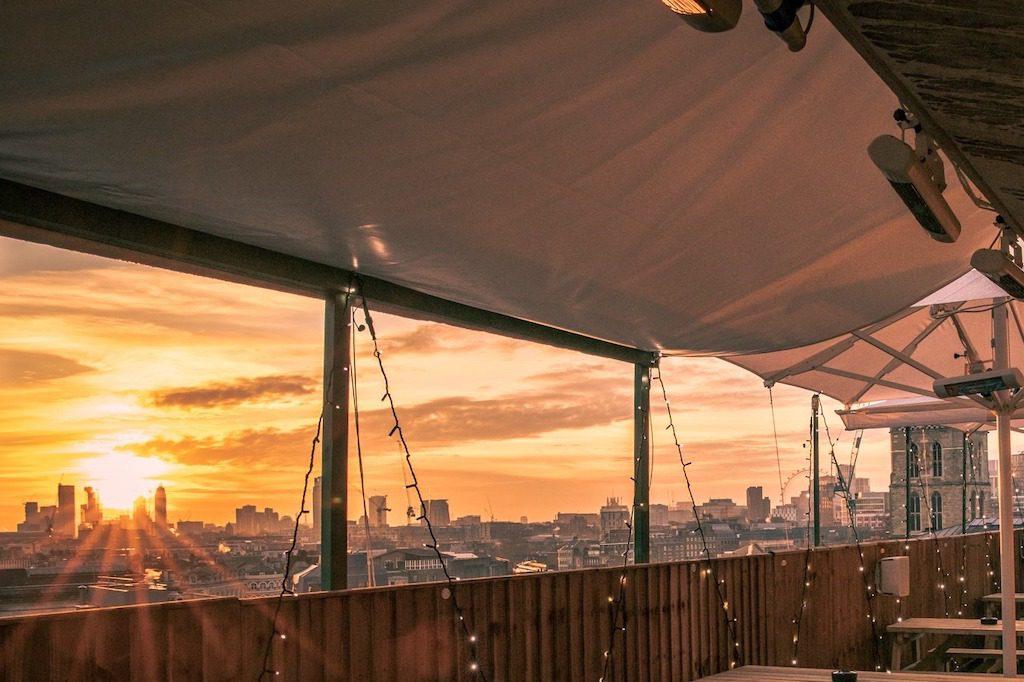 london bridge rooftop terrace