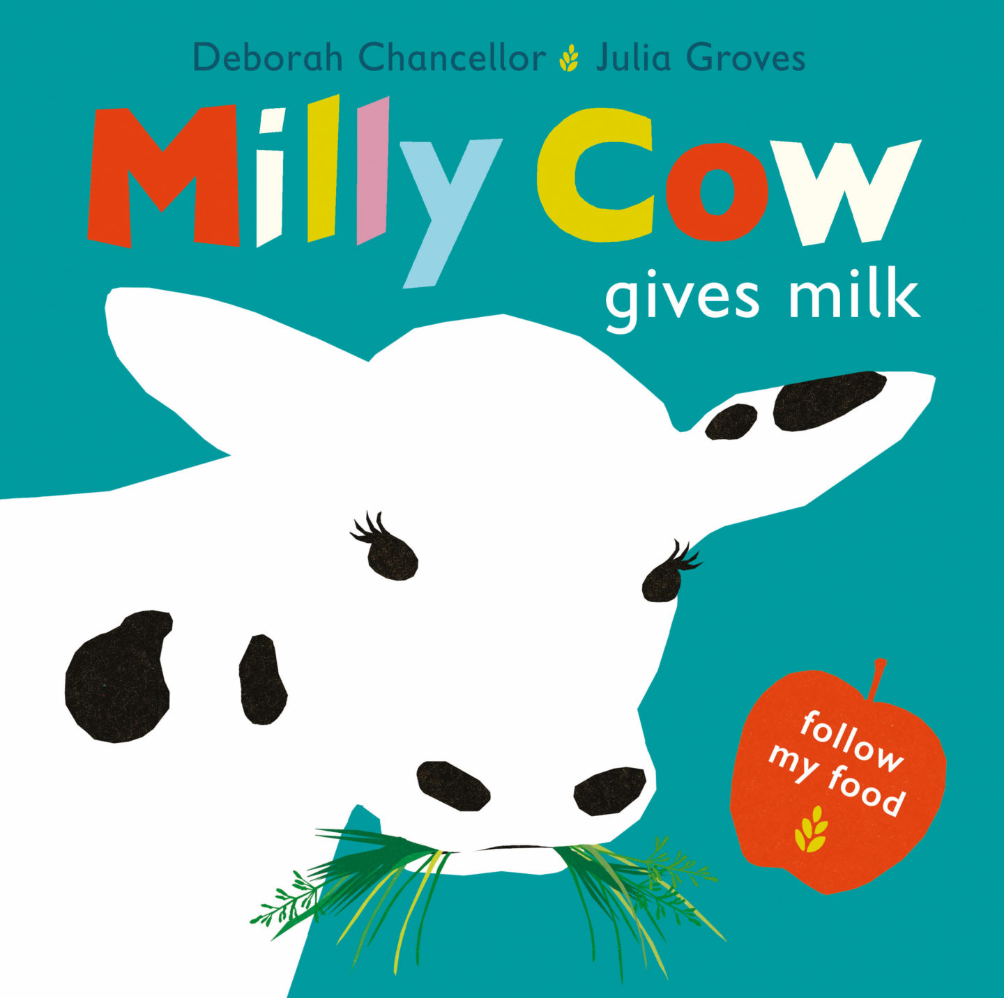 milly cow book cover