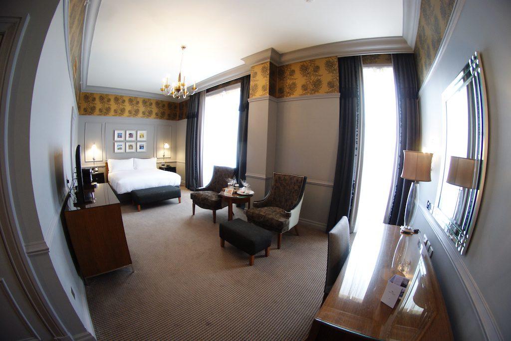 the caledonian Waldorf Astoria Edinburgh room