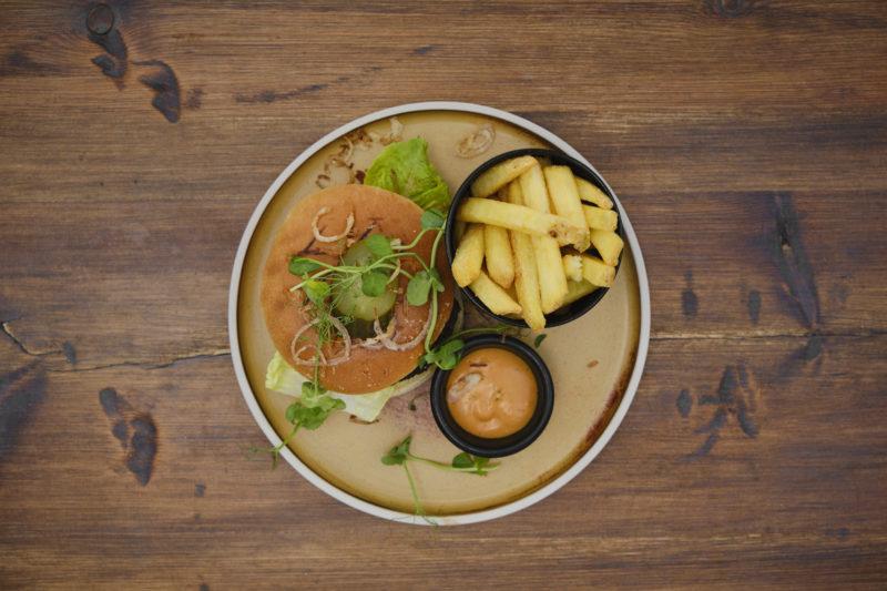 Season Quayside Burger