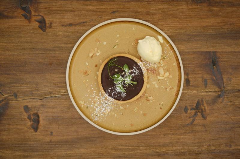 Season Quayside Chocolate Tart