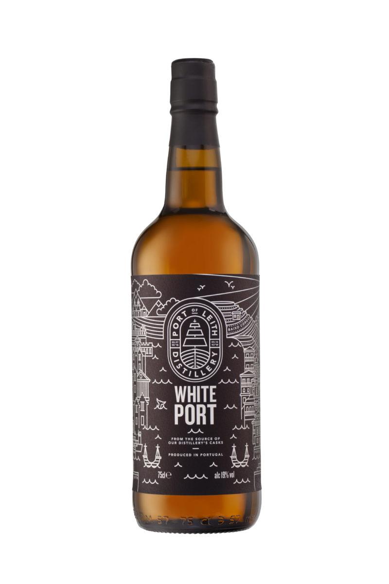 White Port bottle shot