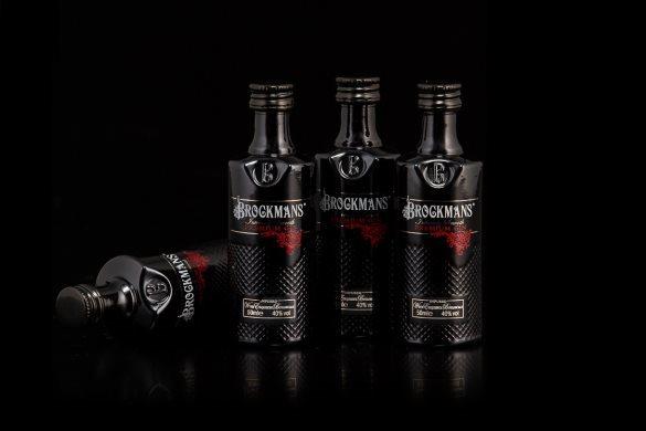 brockmans gin minature